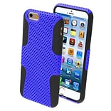 Insten® Astronoot Phone Protector Cover For 4.7 iPhone 6; Dark Blue/Black