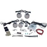 Pyle-Car A/V Motorcycle/ATV Amplifier Kit