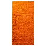 Lavish Home Carpet Shag Rug, Polyester 30 x 60 Orange