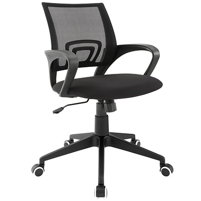 Modway EEI-1249-BLK Twilight Office Chair, Black