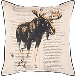 Surya Pillow in 22x 22 with Down feathers