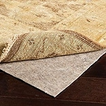 Recycled synthetic fibers Rug pad in 2x4