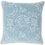 Surya Pillow in 20 x 20 with Down fill