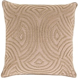 Surya Pillow in 18 x 18 with Polyfill