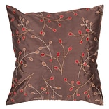Surya Down feathers Pillow 22 x 22