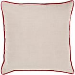 Surya Pillow in 18 x 18 with Poly fiber