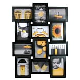 Kiera Grace PH00116-0FF Black Plastic 23 x 32 Picture Frame