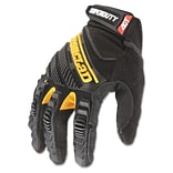 Ironclad® Black Large SuperDuty Gloves