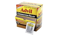 Advil® Congestion Relief Pills; 50/Box