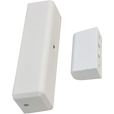 Linear® Z-Wave® Wireless Door/Window Sensor, White