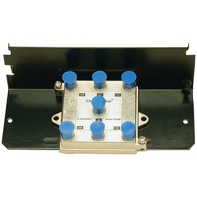 Linera® Open House Products 6-Way TV Splitter Hub