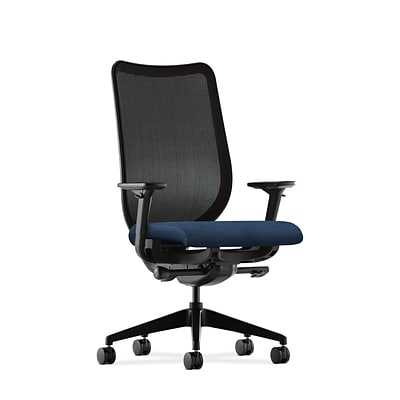 HON® Nucleus® Knit Mesh Back Office/Computer Chair, Blue