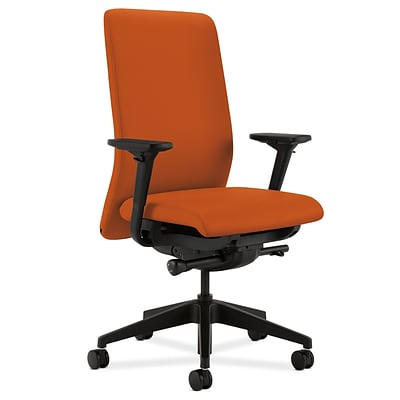 HON® Nucleus® Mid-Back Office/Computer Chair, Tangerine