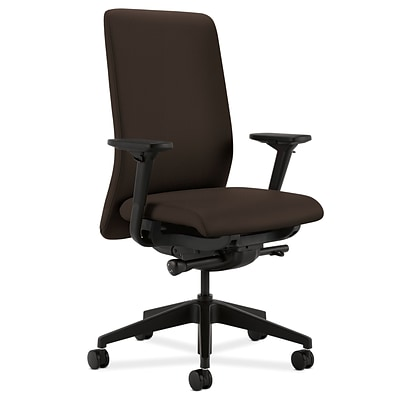 HON® Nucleus® Mid-Back Office/Computer Chair, Espresso