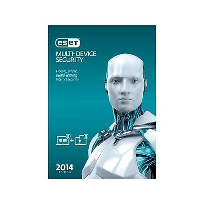 ESET Android Devices REL-EMDS-N1-5-1-RBX Multi-Device Security 2014