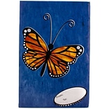 JAM Paper® Holiday Bubble Mailers, Large, 10.5 x 16, Butterfly, 6/pack (SS21LDM)