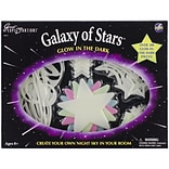 University Games Galaxy Of Stars Glow In The Dark Kit