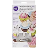 Wilton® 12 Piece Cupcake Decorating Set