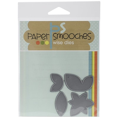 Paper Smooches Duet Die, Reflections Graphics