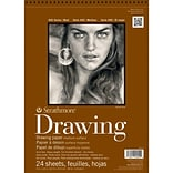 Strathmore® 80 lbs. Medium Drawing Paper Pad, 11 x 14, Cream