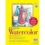 Strathmore® 140 lbs. Cold Pressed Watercolor Classpack, 9 x 12
