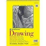 Strathmore® 70 lbs. Drawing Paper Pad, 14 x 17