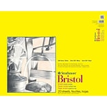 Strathmore® 100 lbs. Smooth Bristol Paper Pad, 19 x 24