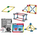 KNEX Plastic Elementary Math and Geometry Building Set 2.25 x 12.25
