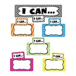 Teacher Created Resources Mini Bulletin Board Set, I Can… (TCR4623)