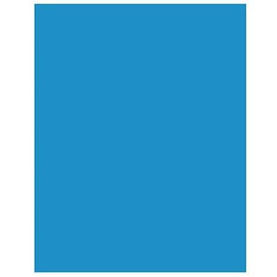 Pacon® 22 x 28 Poster Board, Blue, 25/Pack