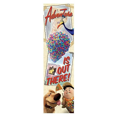 Eureka® Adventure Vertical Banner, Up, Kindergarten - 6th Grade (EU-849006)