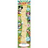 Eureka® Goal Setting Vertical Banner, Mickey, PreK - 12th Grade (EU-849032)