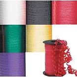 S&S® 500 yds. Assorted Super Curl Ribbon, 6/Pack