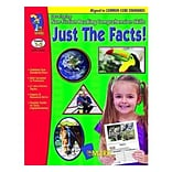 On The Mark Press Just The Facts: Developing Non-Fiction Reading Comp Skills Book, Grade 1st - 3rd
