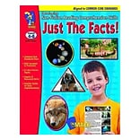 On The Mark Press Just The Facts: Developing Non-Fiction Reading Comp Skills Book, Grade 4th - 6th