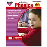 Newmark Learning Everyday Phonics Intervention Activities Book, Grade 2
