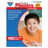 Newmark Learning Everyday Phonics Intervention Activities Book, Grade 5