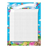 Eureka® 17 x 22 Large Incentive Chart Poster; Candy Land