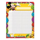 Eureka® Large Incentive Chart Poster, Mickey Mouse Clubhouse, 17 x 22 (EU-837001)