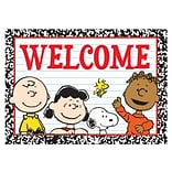 Eureka® Teacher Post Card, Peanuts Welcome, 4 x 6 (EU-831909)