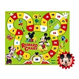 Eureka® Mickey Park Mini Reward Chart, Mickey Mouse Clubhouse, 5 x 6 (EU-837036)