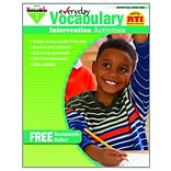 Newmark Learning Grade 1 Everyday Vocabulary Intervention Activities