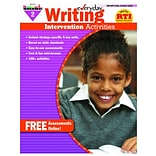 Newmark Learning Grade 2 Everyday Writing Intervention Activities Book