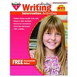 Newmark Learning Grade 4 Everyday Writing Intervention Activities Book