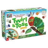 University Games The Very Hungry Caterpillar™ Twirl & Toss Game
