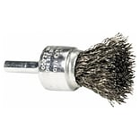 Weiler® 0.5 Crimped Wire Solid End Brush