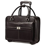 Samsonite Polyester Luggage Womens Mobile Office 15.6