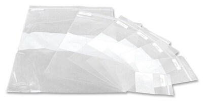 """Image of 12x16"""" Flat 4.0-Mil Poly Bags"""