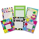 Teacher Resources Assorted Incentive Charts