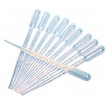 Fun Science Small Pipettes, Clear, 25/Pack (FI-PSM)